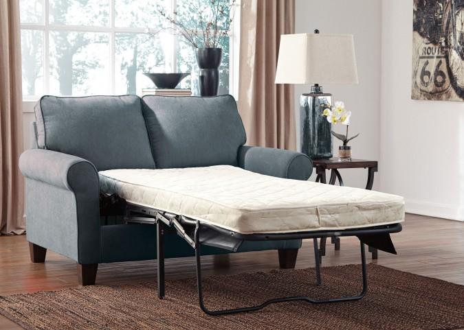 Zeth Denim Twin Sofa Sleeper