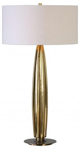 Bremner Gold Table Lamp