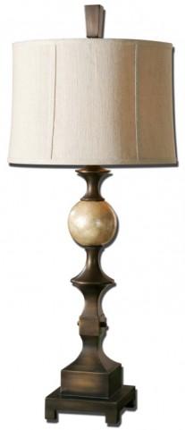 Tusciano Bronze Table Lamp