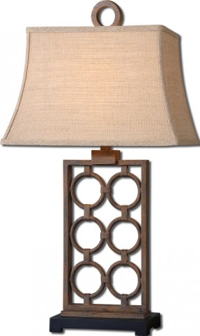 Dardenne Bronze Table Lamp