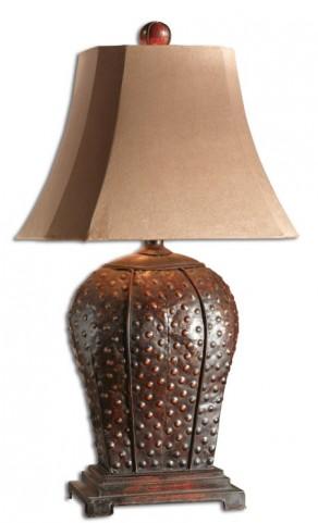Valdemar Metal Table Lamp
