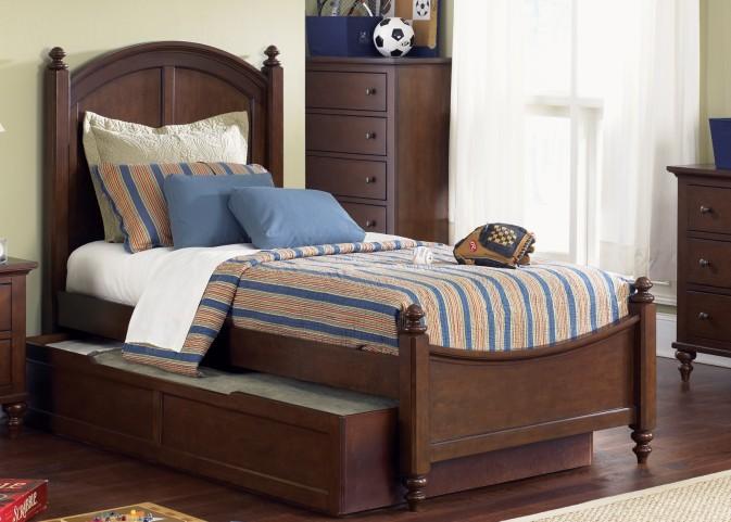 Abbott Ridge Full Panel Bed