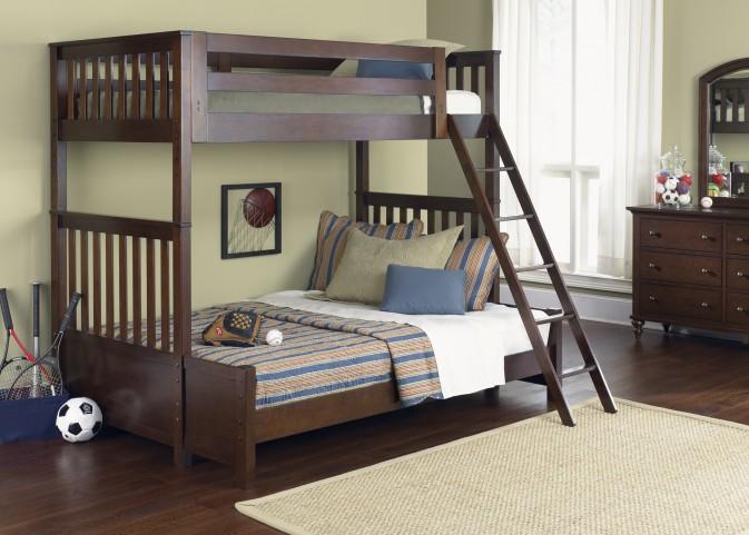 Abbott Ridge Twin over Twin Bunk Bed