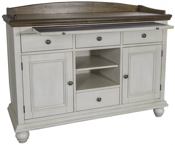 Springfield Honey and Cream Sideboard