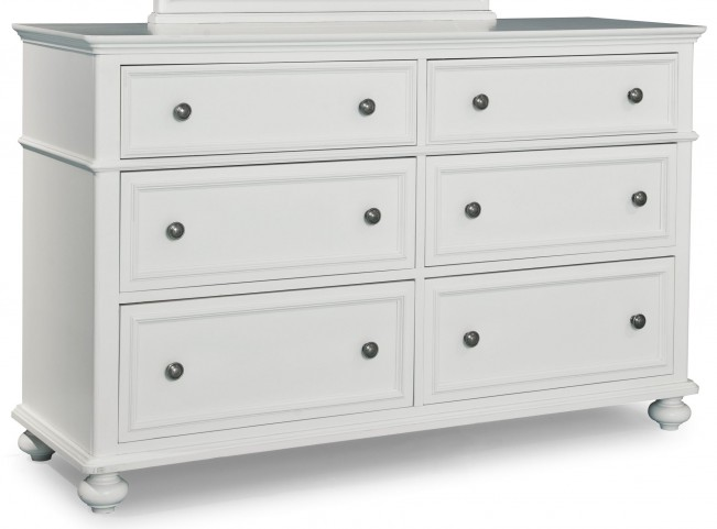 Madison Natural White Dresser