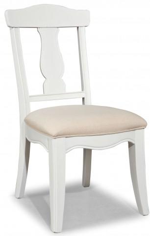 Madison Natural White Desk Chair
