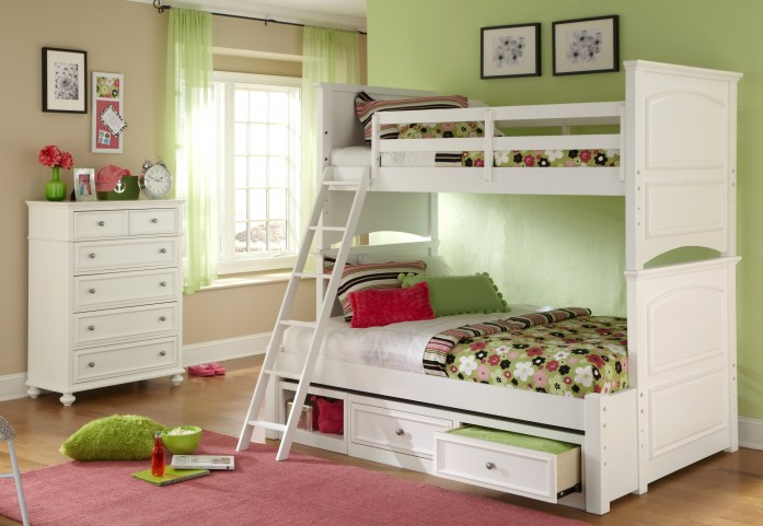 Madison Bunk Bedroom Set