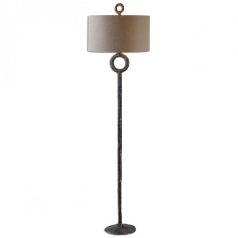 Ferro Cast Iron Floor Lamp