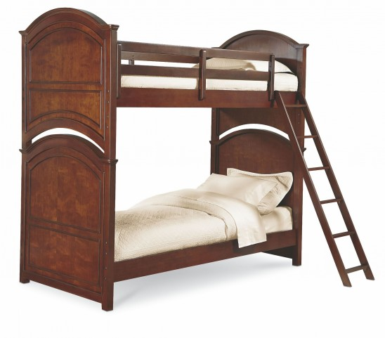 Impressions Twin over Twin Bunk Bed