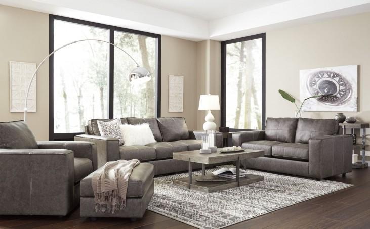 Trembolt Gray Living Room Set from Ashley | Coleman Furniture