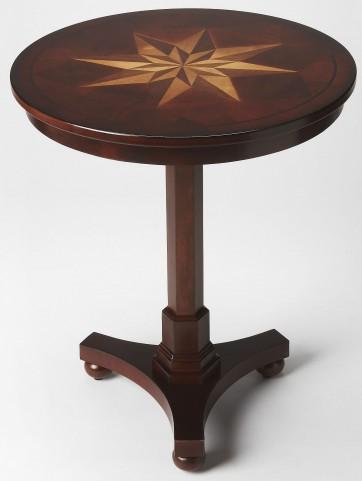 Seymour Plantation Cherry Accent Table