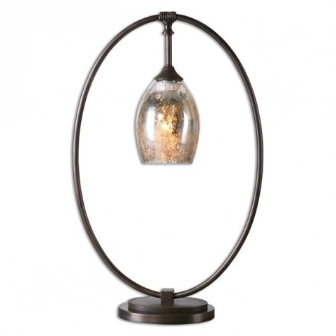Lemeta Oval Table Lamp