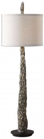 Tegal Old Wood Buffet Lamp