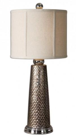 Nenana Golden Bronze Buffet Lamp