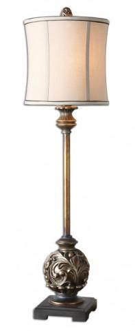Shahla Bronze Buffet Lamp