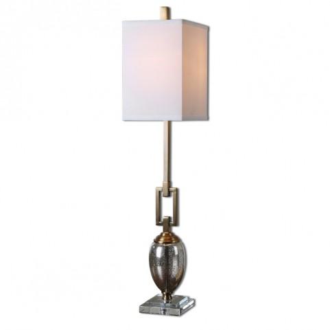 Copeland Mercury Glass Buffet Lamp