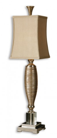 Abriella Gold Buffet Lamp