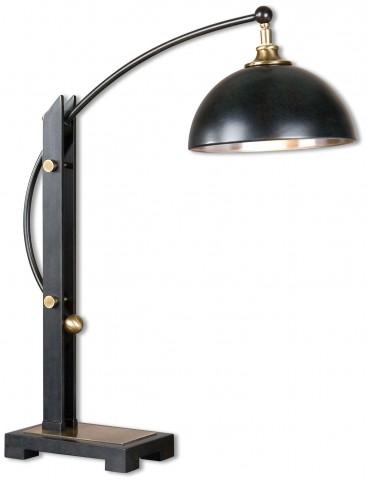 Malcolm Oil Rubbed Bronze Desk Lamp