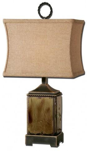 Porano Mossy Green Buffet Lamp