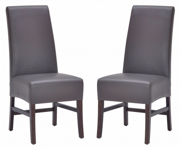 Habitat Grey Dining Chair Set of 2