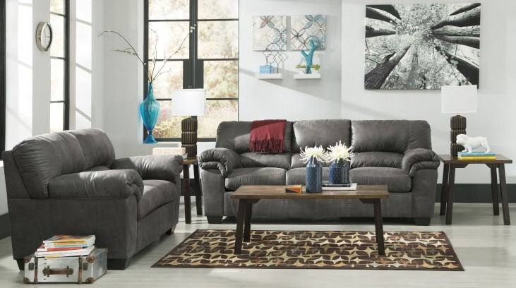 Bladen Slate Living Room Set