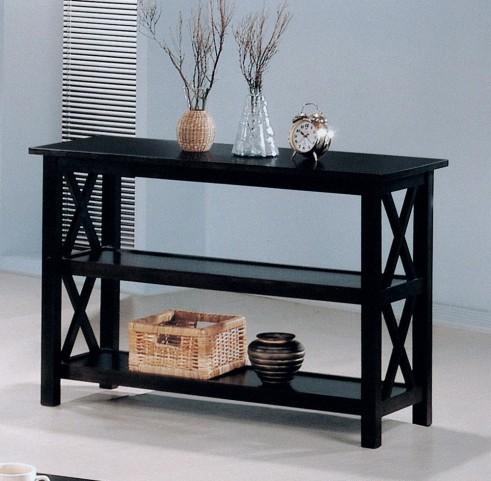 Briarcliff Cappuccino Sofa Table