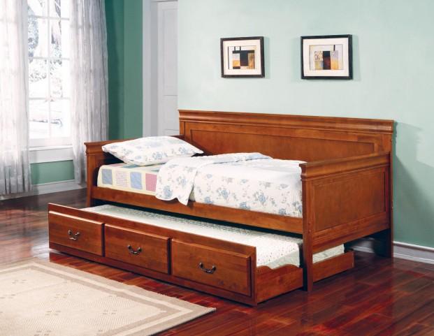Oak Fountain Day Bed