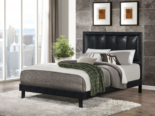Granados King Size Upholstered Platform Bed
