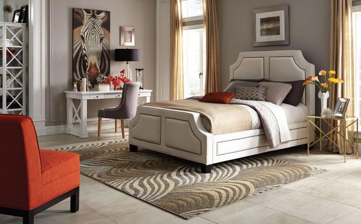 Washbourne White Panel Bedroom Set