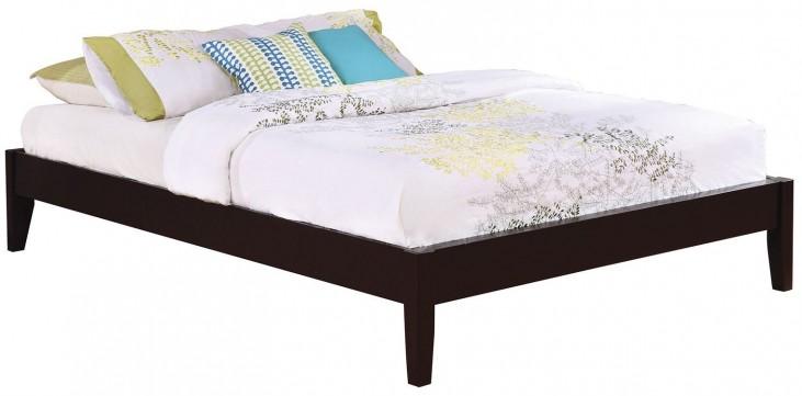 Hounslow Cappuccino Twin Universal Platform Bed