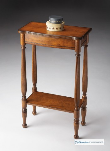 Antique Cherry 3011011 Console Table