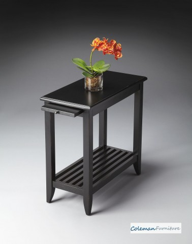 Black Licorice 3025111 Chairside Table