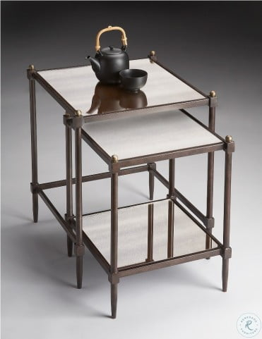 3047025 Metalworks Nesting Tables