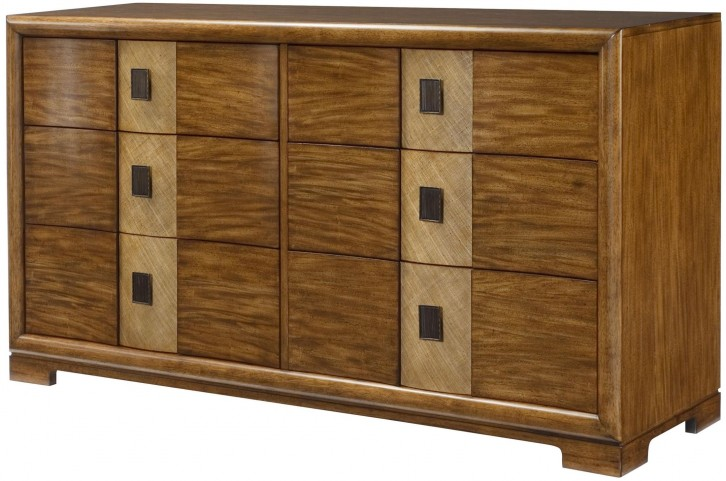 Grove Point Warm Khaki Drawer Dresser