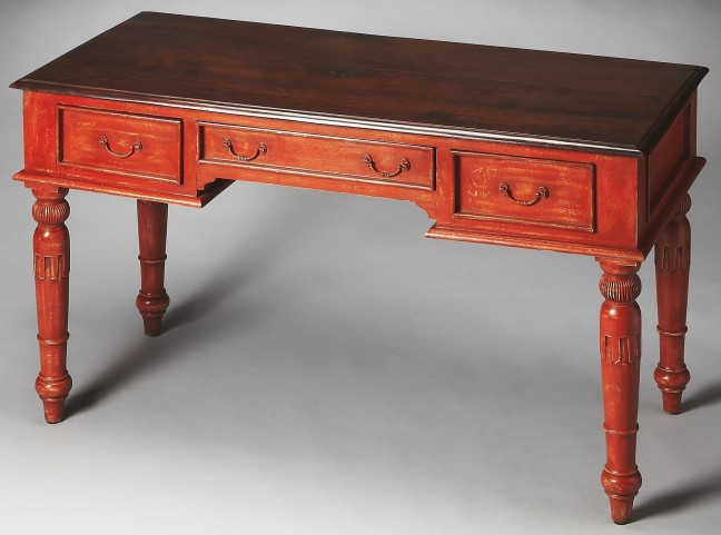 Persimmon Artifacts Writing Desk