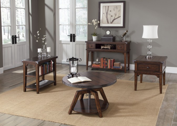 Aspen Skies Occasional Table Set