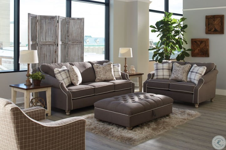 Essex Charcoal Living Room Set From Jackson Coleman Furniture