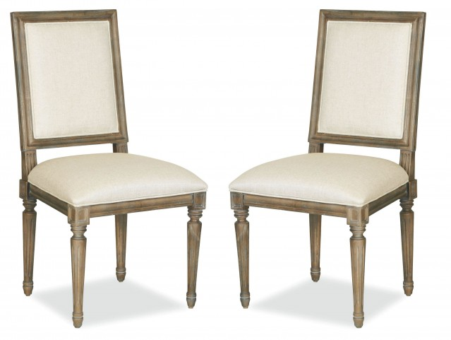 Berkeley3 Studio Bergere Chair Set of 2