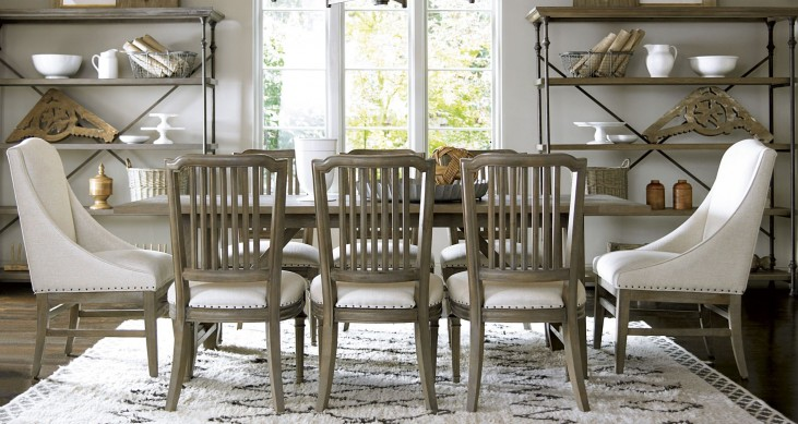 Great Rooms Studio Extendable Kitchen Dining Room Set