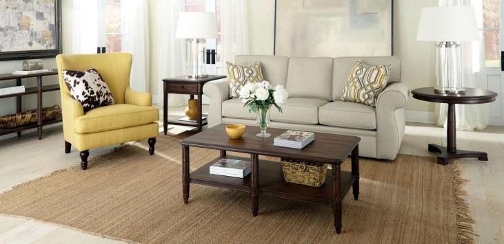Cranford Rectangular Occasional Table Set