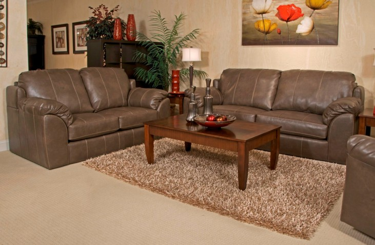 Sullivan Smoke Living Room Set