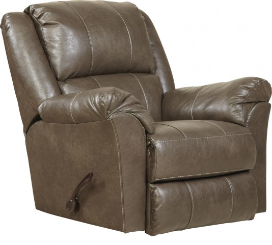 Sullivan Smoke Rocker Recliner