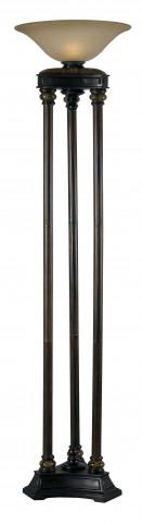 Colossus 3 Pole Torchiere