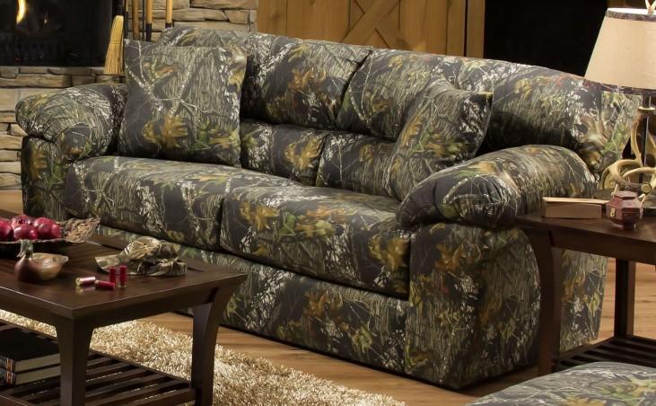 Big Game Mossy Oak Sofa