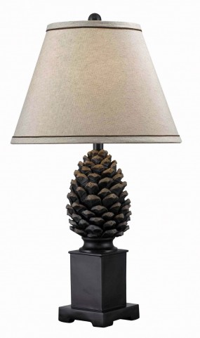 Spruce Table Lamp