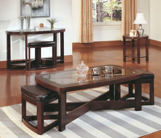Brussel Occasional Table Set
