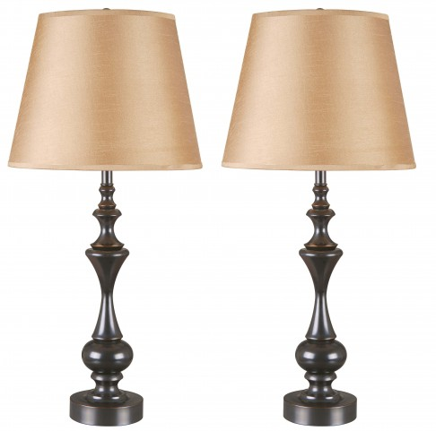 Stratton II Table Lamp Set of 2