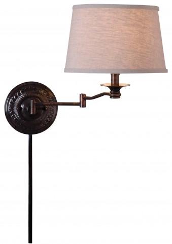 Riverside Wall Swing Arm Lamp