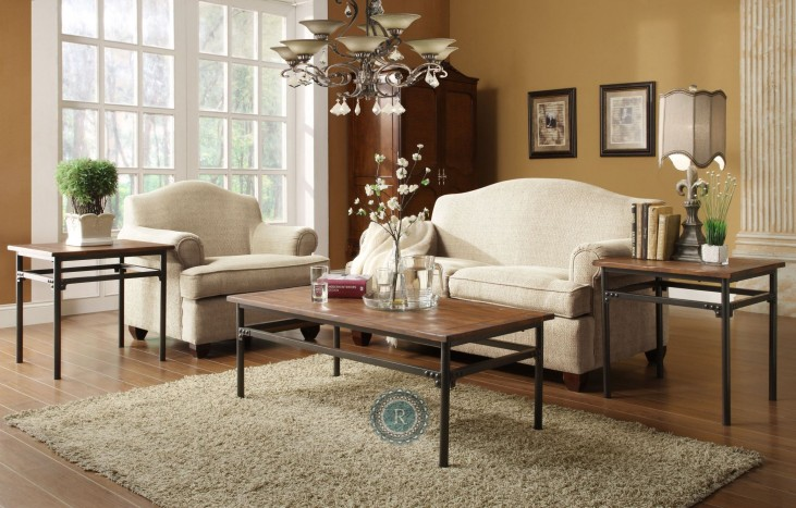 Winch 3-Piece Occasional Tables