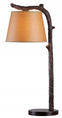 Overhang Table Lamp